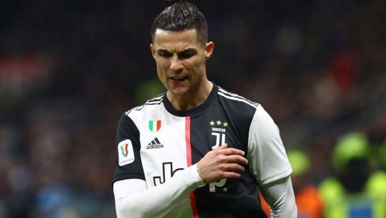 Ювентус даде срок на Роналдо до края на седмицата да се завърне в Италия