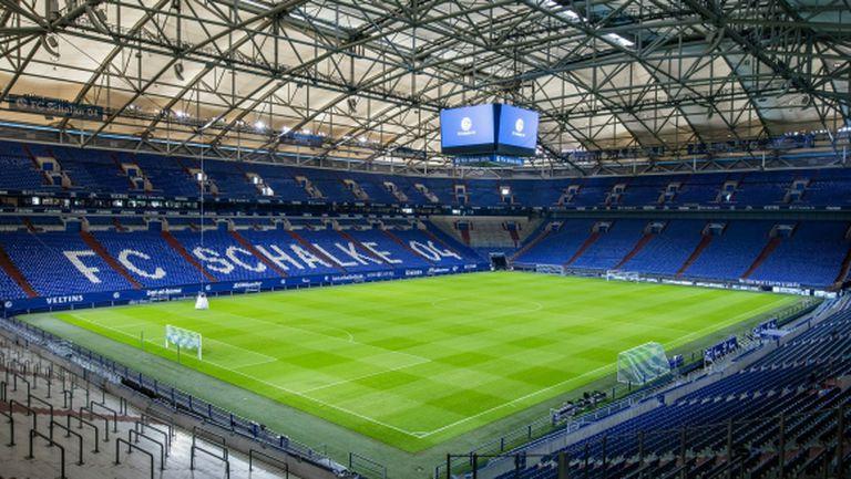 Шалке 04 започва специална подготовка за мачовете без фенове