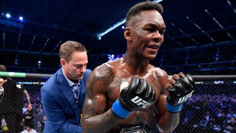 Шампион в UFC направи дарение на болница в родината си