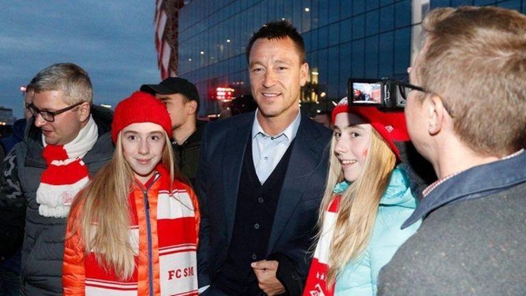 Агент разкри истината за проваления трансфер на Джон Тери в Спартак (Москва)