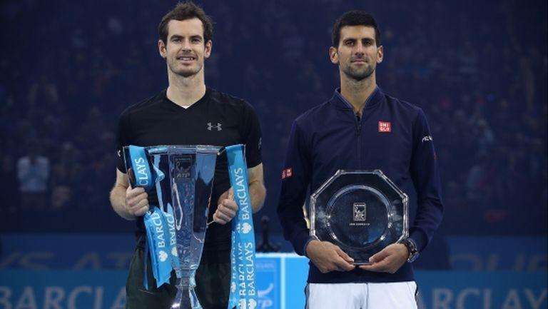 Джокович и Мъри изградиха перфектния тенисист