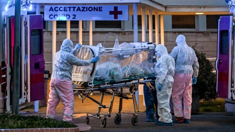 Властите в Италия: Футбол?! Това е последната ни грижа