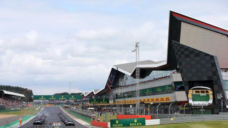 """""""Силвърстоун"""" може да приеме два старта от Формула 1 през тази година"""
