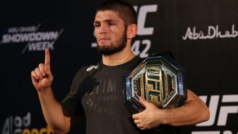 Хабиб: Аз съм най-доминиращият шампион в UFC