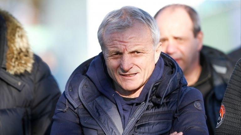 Гриша Ганчев с лаконичен коментар за ситуацията в ЦСКА-София