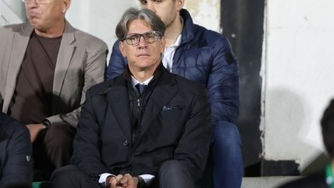 Спортният директор на ЦСКА-София също няма гаранции за бъдещето