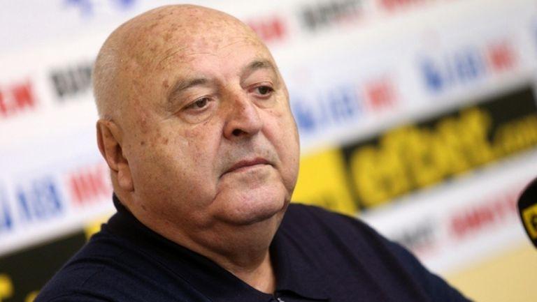 Стефанов: Днес ще има заседание на Изпълкома