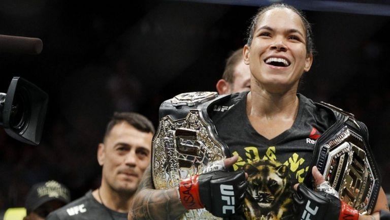 Най-великата жена в UFC отказа да се бие на 9 май
