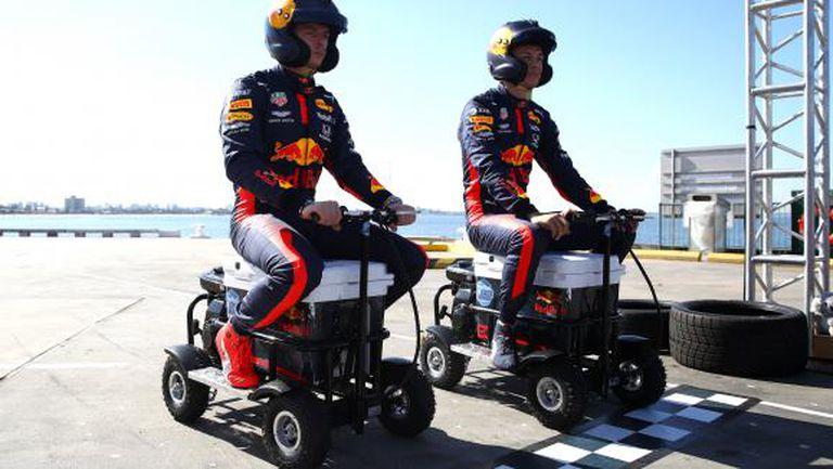 Според Ред Бул собствениците на Формула 1 са длъжни да помогнат финансово на отборите
