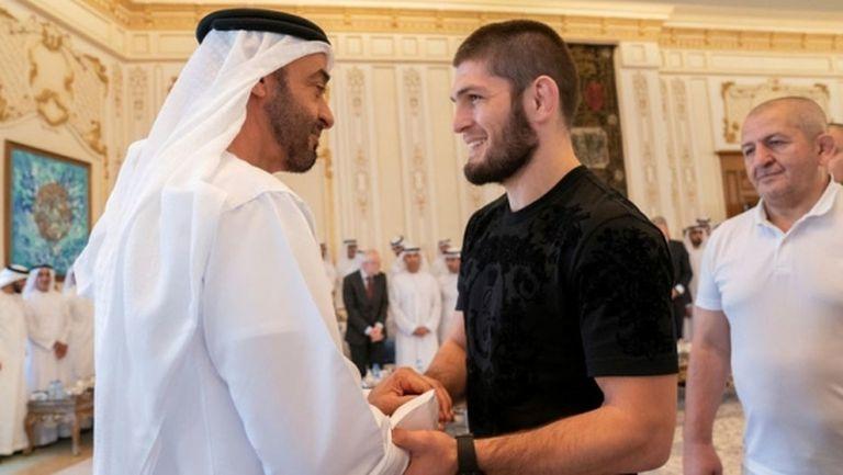 UFC иска Хабиб да се бие в Абу Даби през септември