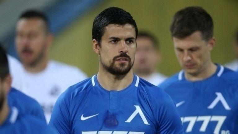 Футболист на Левски отказа да си намали заплатата и заговори за напускане, обяви причината