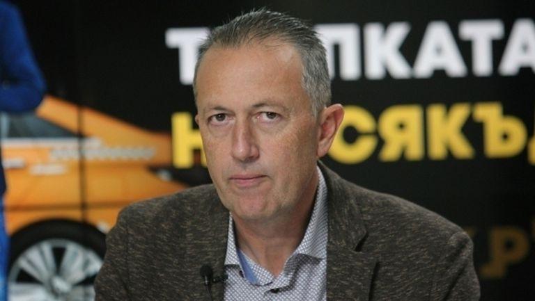 Фурнаджиев: Все още държа, че няма да бъда кандидат за президент на БФС (видео)