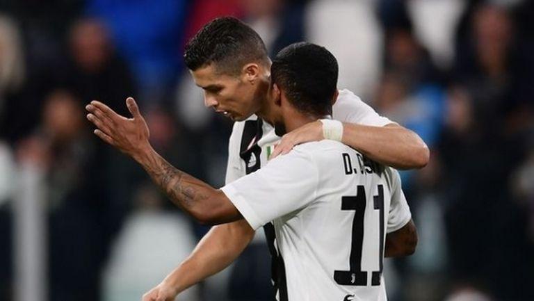 Коста посочи кой е най-силният му съотборник в Юве, преди Роналдо има друг