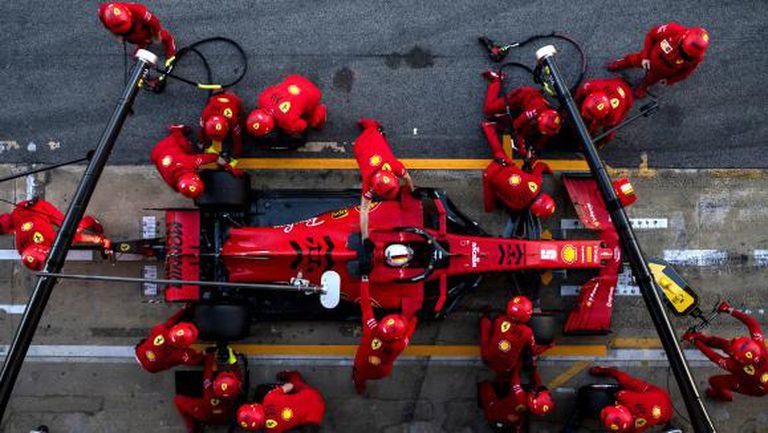 Ферари заплаши с напускане на Формула 1, ако новите бюджети бъдат намалени