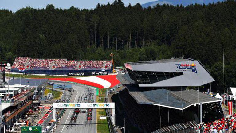 Формула 1 изолира отборите едни от други при стартиране на шампионата