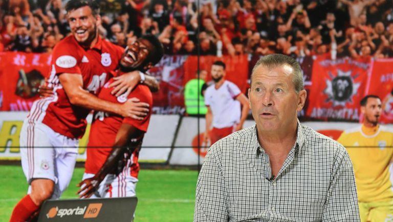 Майкъла: ЦСКА ще освободи 70% от чужденците