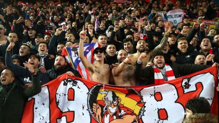 Започна официално разследване за Ливърпул - Атлетико