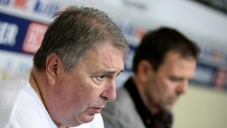 Заека: Чужденците ще си тръгнат от българския футбол, което е плюс