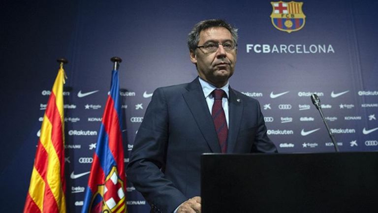 Барселона обмисля бойкот, Тебас отправи предупреждение