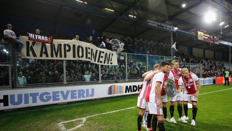 Шефът на футбола в Нидерландия: Малко е вероятно сезонът в Европа да завърши