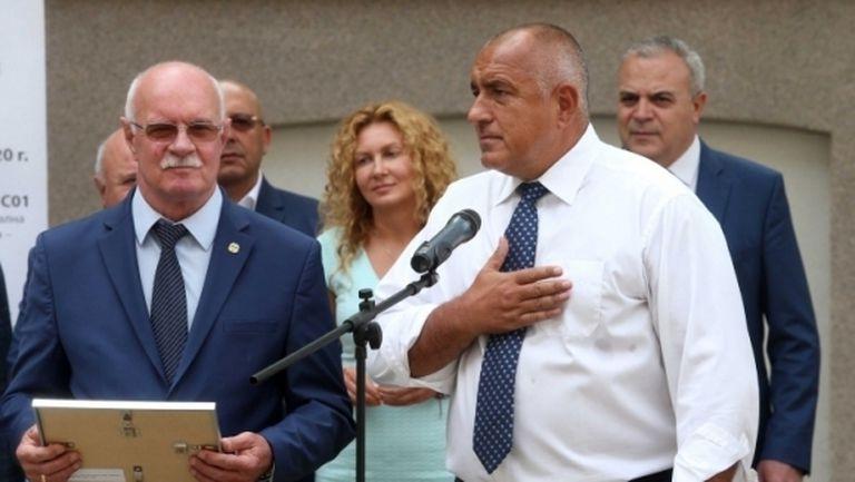Бойко Борисов: Левски заслужава помощ и ще го бъде!