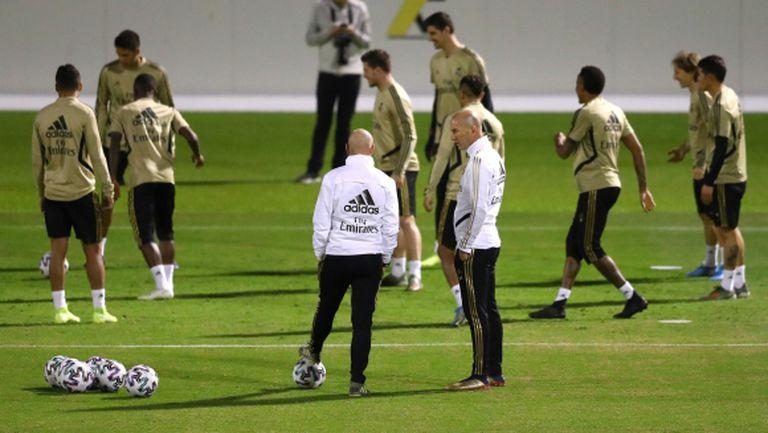 В Испания не се разбраха за подновяване на тренировките