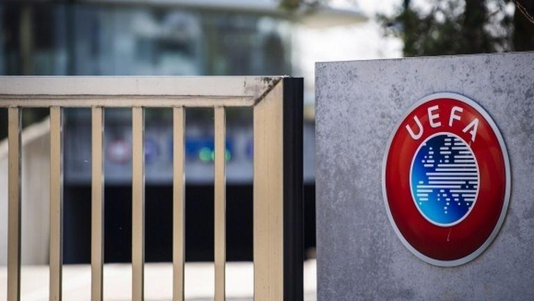 УЕФА не коментира предсрочното прекратяване на френското първенство