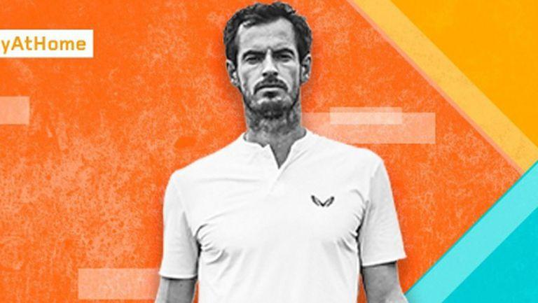 Мъри и Бертенс триумфираха на виртуалния Madrid Open