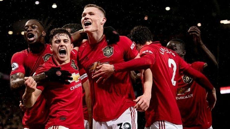 Играчите на Юнайтед започнаха да търсят правни съвети за бонуси за ШЛ