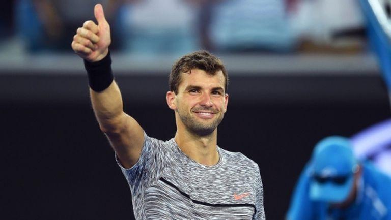 Григор Димитров: Тенисът ми даде всичко, за което съм мечтал