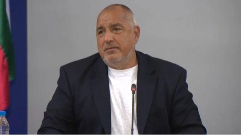 Бойко Борисов: Щабът не е разформирован, ген. Мутафчийски е жив (видео)