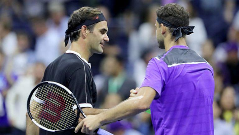 Федерер се шегува с Григор: Дори влюбените имат нужда от почивка