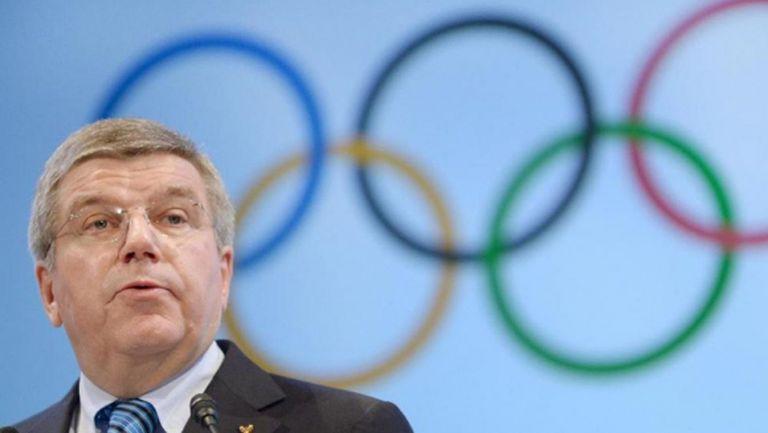 Томас Бах с обръщение към Олимпийското движение