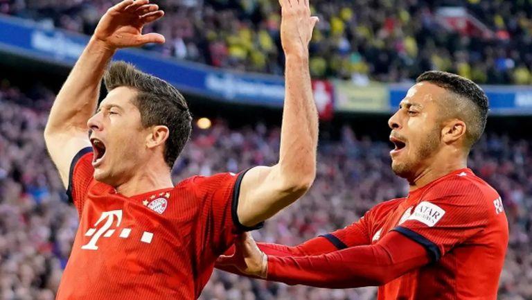 """""""Ройтерс"""": Сигурно е! Бундеслигата се завръща след седмица"""