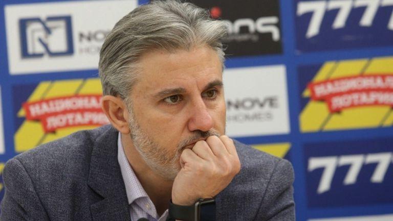 Павел Колев обяви една от причините за масовите оставки в Левски