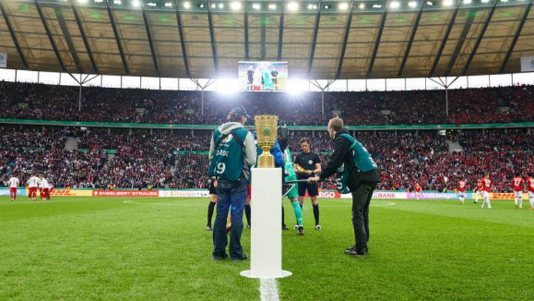 Ето кога може да се доиграе Купата на Германия