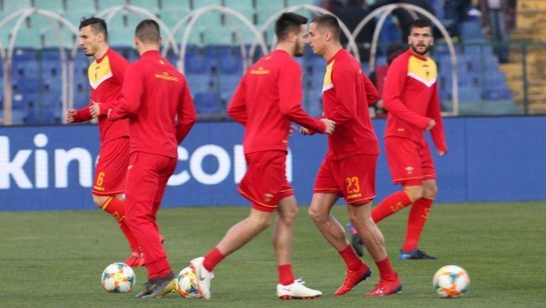 Футболното първенство на Черна гора ще бъде подновено на 1 юни