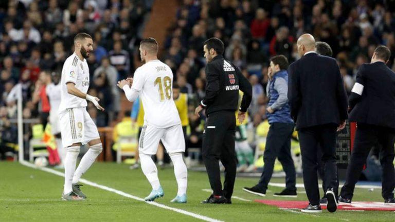 Испанската федерация иска да въведе по пет смени в мачовете от Ла Лига