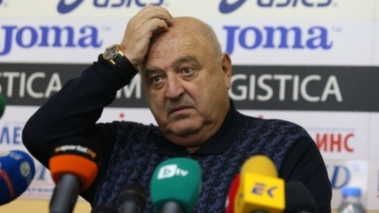Венци Стефанов: Защо мислите, че Божков няма да поиска 25 млн.? Левски да отиде в аматьорския футбол