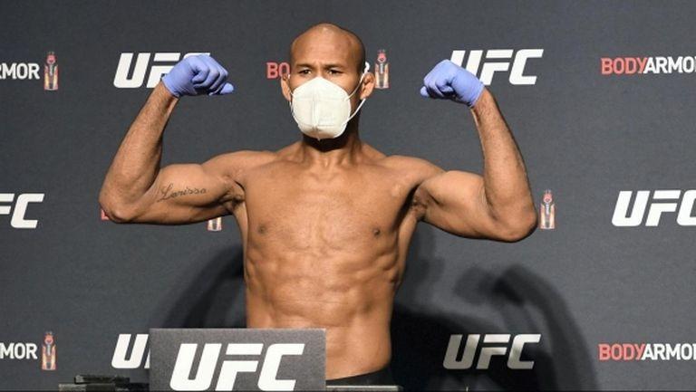 Топ боец от UFC 249 с положителен тест за COVID-19