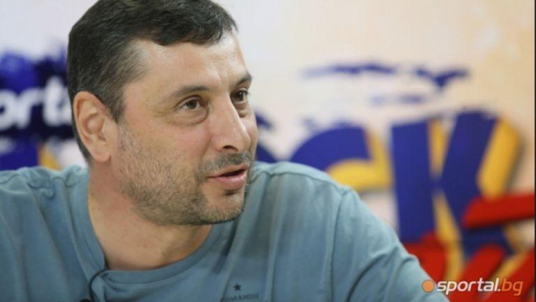 Николай Желязков: Уверен съм, че събрахме много силен състав!