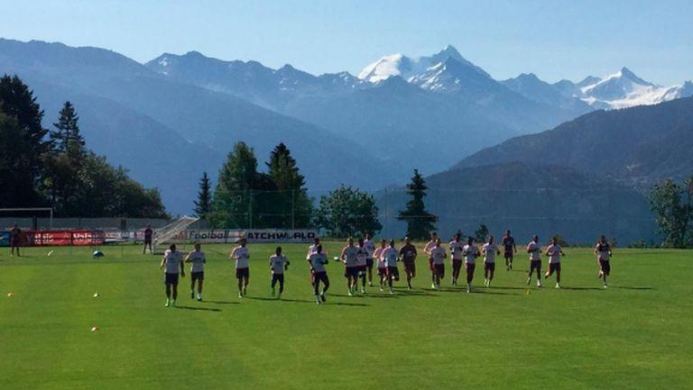 Футболистите в Швейцария отказаха да тренират