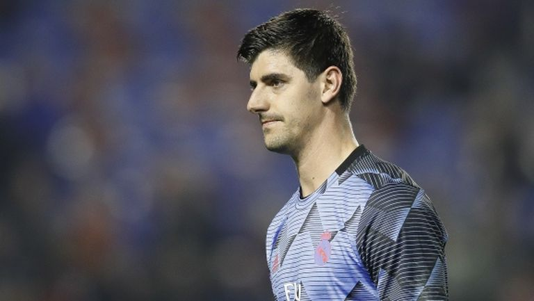 Куртоа: Не съм казвал, че Реал трябва да бъде обявен за шампион