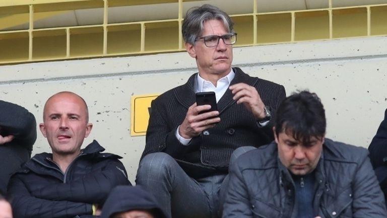 Кристиано Джарета: Ситуацията остава сложна