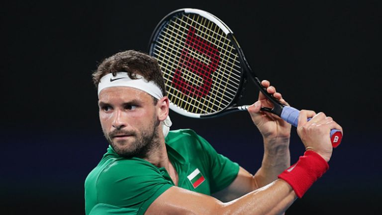 Единственият българин в тенис елита е рожденик днес
