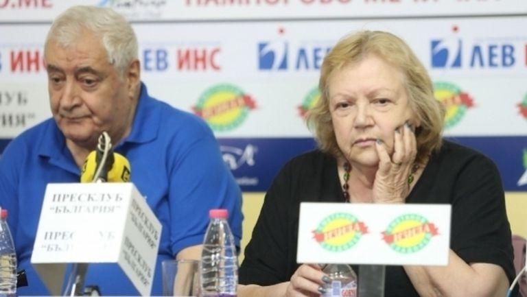 Вдовицата на Гунди с разтърсващи думи за гаврата с Левски, Васил Божков и феновете