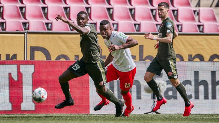 Кьолн и Майнц зарадваха с атрактивен футбол и 4 гола (видео)