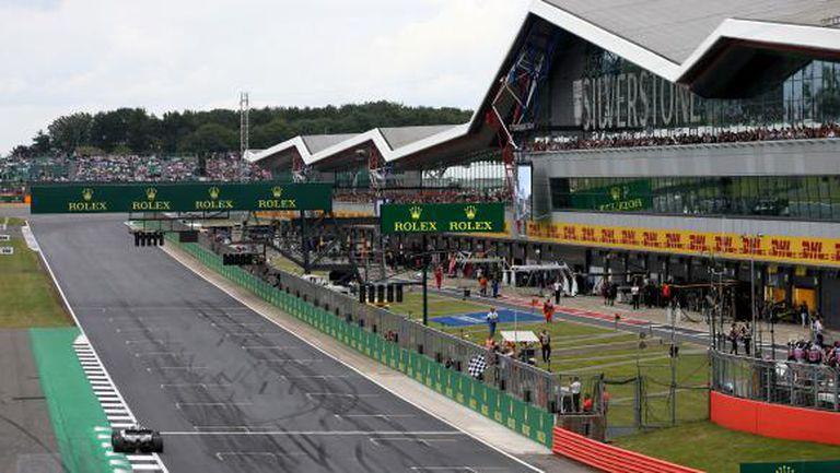 """Две състезания от Формула 1 ще се проведат на пистата """"Силвърстоун"""""""