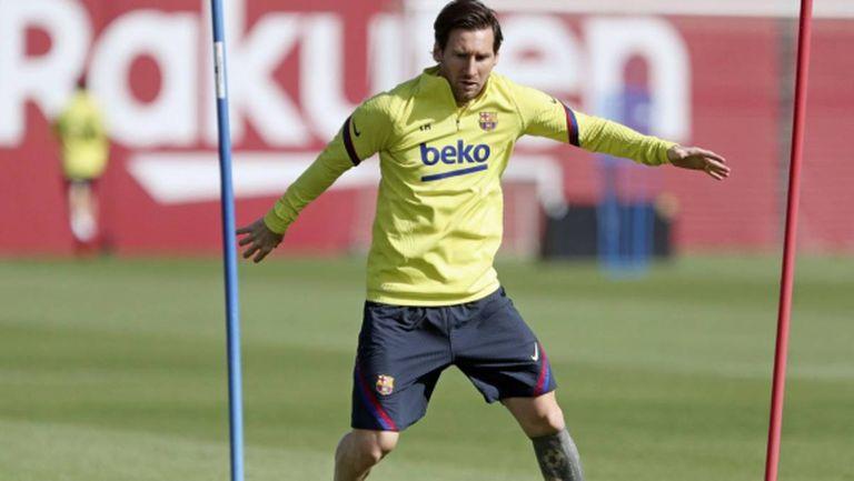 И вторите проби в Барселона са отрицателни