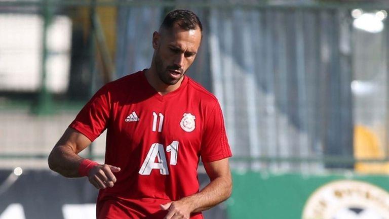 Петър Занев: В ЦСКА има момчета, които скоро ще са гръбнакът на националния отбор
